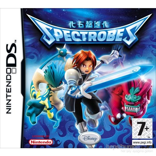 Disney Ds Spectrobes