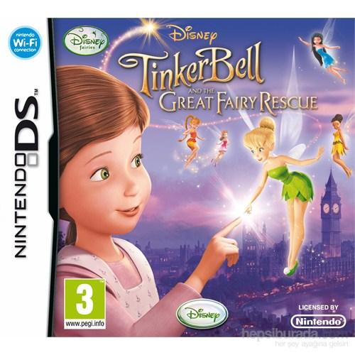 Disney Ds Tınkerbell Great Faıry Rescue