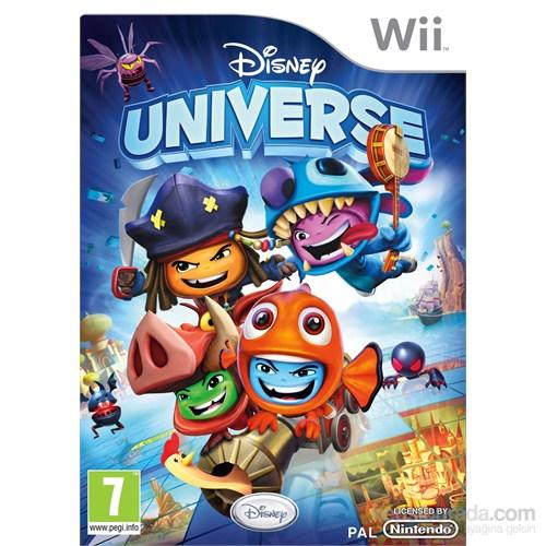 Disney Wii Unıverse
