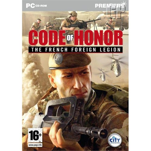 Code Of Honor - The French Foreıgn Legıon Pc
