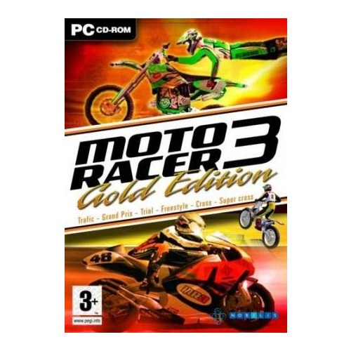 Moto Racer 3 Gold Edition PC