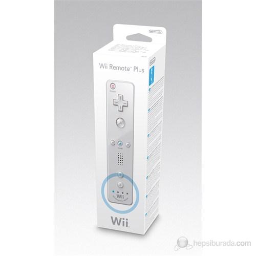 Wii Remote Plus White WRIG