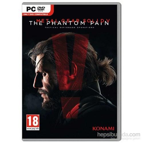 Metal Gear Solid V The Phantom Pain PC