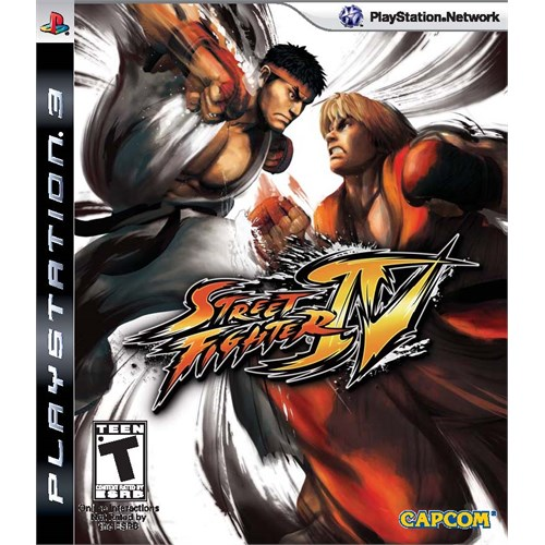 Capcom Street Fıghter Iv Ps3 Oyun