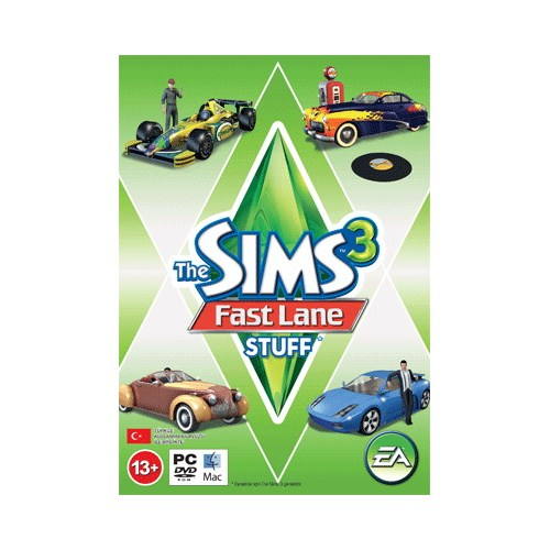 The Sims 3 Fast Lane Stuff Pc