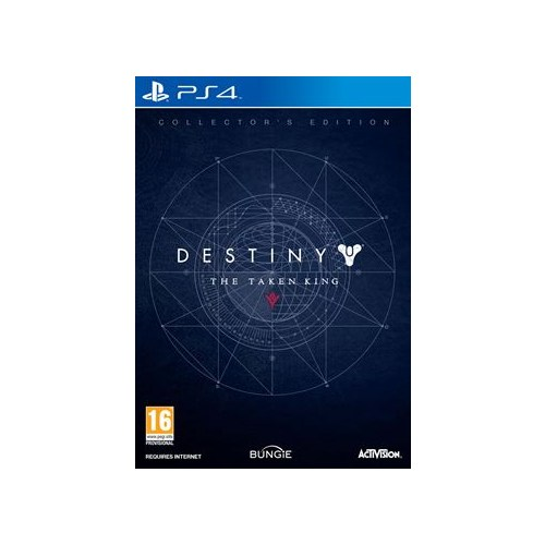 Destiny The Taken King Collector Edition PS4