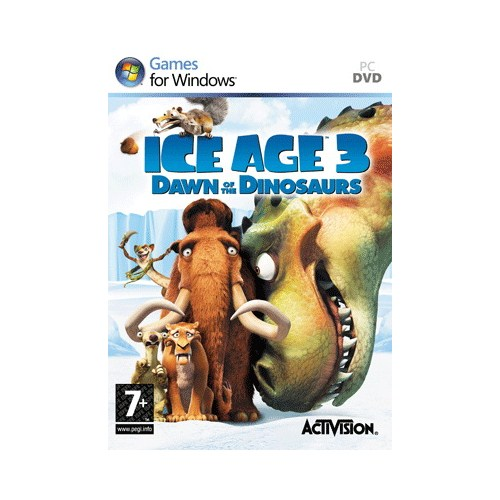 ice Age 3 Dawn Of The Dinosaurs Pc