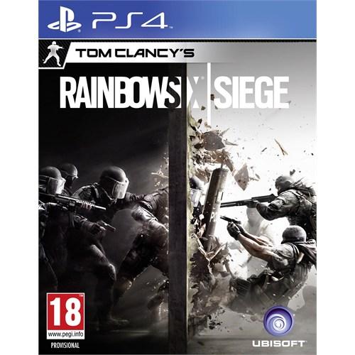 Tom Clancy's Rainbow Six Seige Ps4