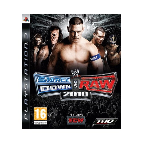 Smackdown Vs Raw 2010 Psx3