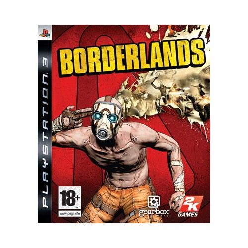 Borderlands Psx3