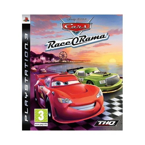 Cars Race O Rama Ps3