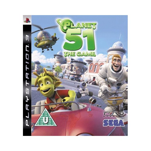 Planet 51 Ps 3