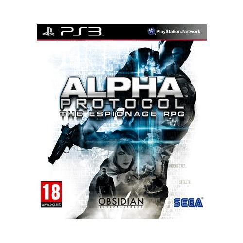 Alpha Protocol Ps3