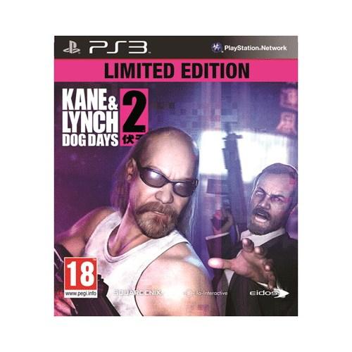 Kane & Lynch 2 Do Days Ltd Edt Psx3
