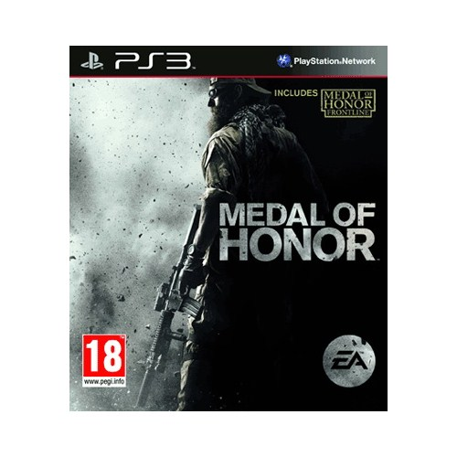 Medal Of Honor Psx3