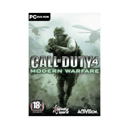 Call Of Duty 4 Modern Warfare Pc