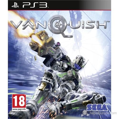Vanquısh Psx3