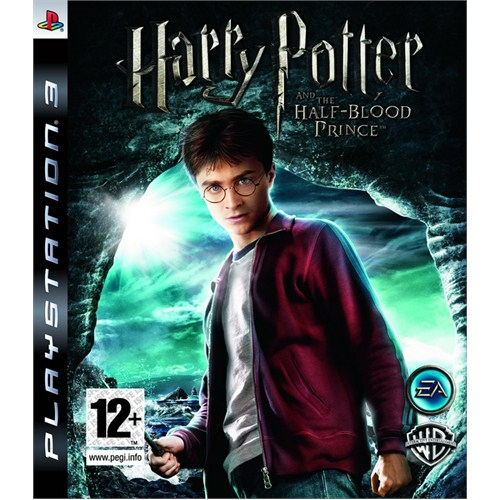 Harry Potter Halfblood Prınce Ps3