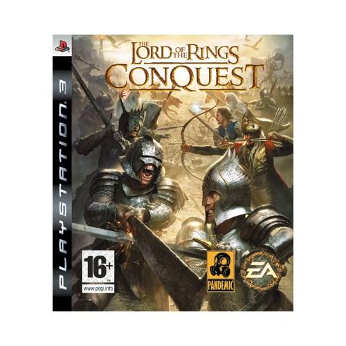 The Lotr : Conquest Ps3