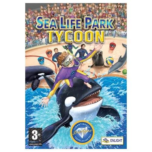 Sea life park tycoon pc