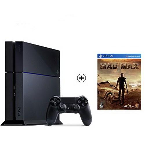Sony Playstation 4 500Gb Oyun Konsolu + Mad Max Ps4 Oyun