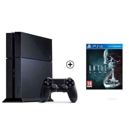 Sony Playstation 4 500Gb Oyun Konsolu + Until Dawn Ps4 Oyun