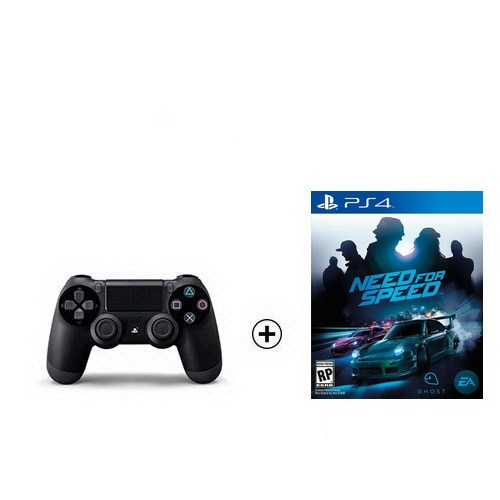 Sony Playstation Dualshock 4 + Need For Speed Ghost Ps4 Oyun