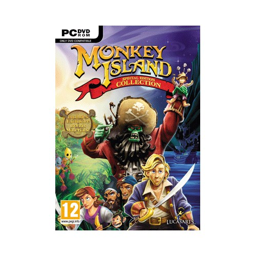 Monkey Island Special Edition Coll. PC
