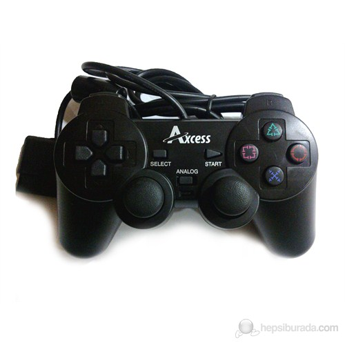 Axcess PS2 Dual Shock Analog Game Pad