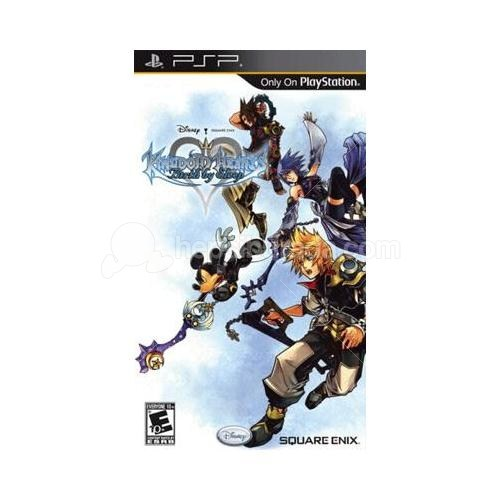 Kingdom Hearts Birth By Sleep Psp