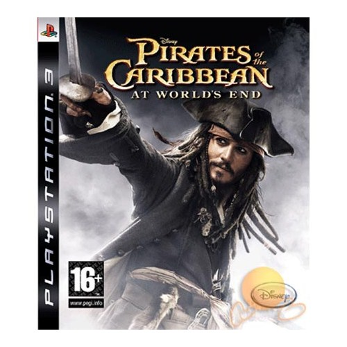Pirates Of The Carıbbean: At The World's End Ps3