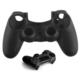 TX Sony Playstation 4 Siyah Slikon Gamepad Koruyucu Kılıf (TXACP4201)
