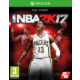 Take 2 Xbox One Nba 2K17