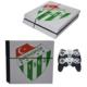 Bursaspor Ps4 Sticker