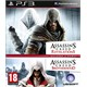 Assassins Creed Revelations + Brotherhood PS3