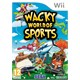 Sega Wii Wacky World Of Sports