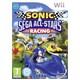 Sega Wii Sonıc Sega All Stars Racıng