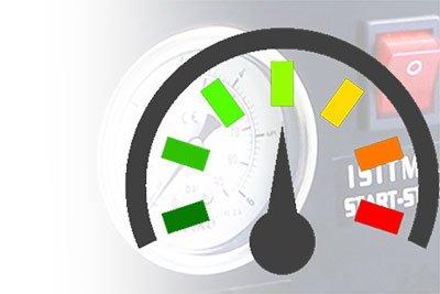 Açıklama: Kampa pro manometre