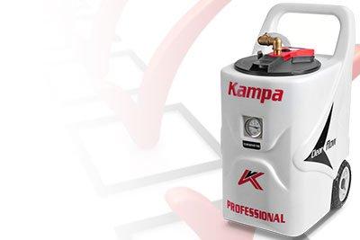 Açıklama: Kampa pro filtre ve kapak