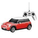 Mini Cooper S Uzaktan Kumandalı Araba 1:24 / Kırmızı