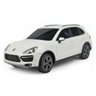 Porsche Cayenne Turbo Uzaktan Kumandalı Jeep 1:24 / Beyaz