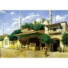 Gold Puzzle Sultanahmet Camii (1000 Parca)