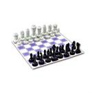 Beşli Oyun Seti - 5İn1 (Tavla - Satranç - Kızmabirader - Solotest - Dama)