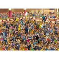 Jumbo Puzzle Ballroom Dancing (1000 Parça)