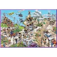 Jumbo 1500 Parça Puzzle Tour de France