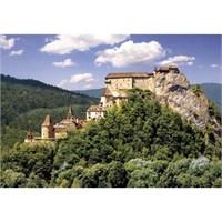 Castorland 1000 Parça Orava Castle Slovakia
