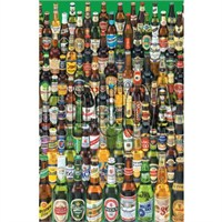 Educa 1000 Parça Minyatür Puzzle Beers