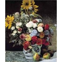 Ricordi Puzzle Fleur Dans Un Vase (1500 Parça)
