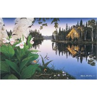Sunsout Puzzle Lady Slipper Cove (1000 Parça)