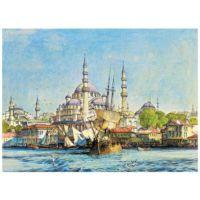 Anatolian 1000 Parça Puzzle Yeni Cami Ve Ayasofya